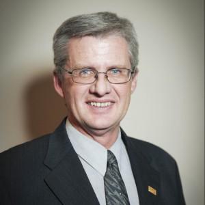 Alberta Barley Vice-Chairman Mike Ammeter